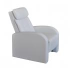 Relaxační křeslo TOLEDO krémově bílé