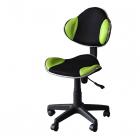 Židle NOVA zelená