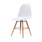 Jídelní židle GIOVANNI bílá