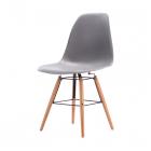 Jídelní židle GIOVANNI šedá