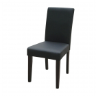 Jídelní židle PRIMA černá