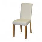 Jídelní židle PRIMA bílá