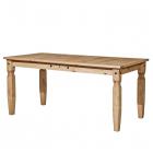Jídelní stůl 16110 CORONA 178 x 92 borovice masiv vosk