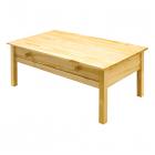 Konferenční stolek TORINO 8092 borovice masiv lakovaný