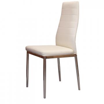 Židle Miláno bílá