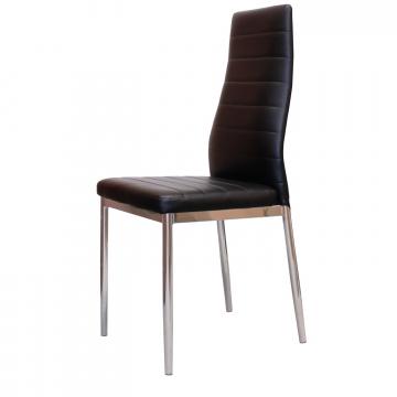 Židle Miláno černá